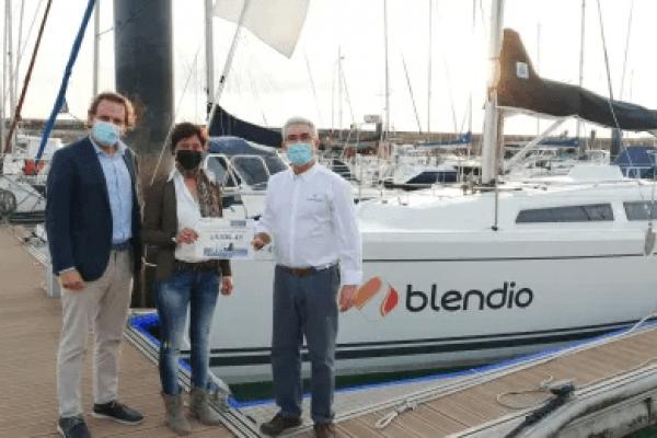 Gran iniciativa del Equipo de Regata patrocinado por Blendio