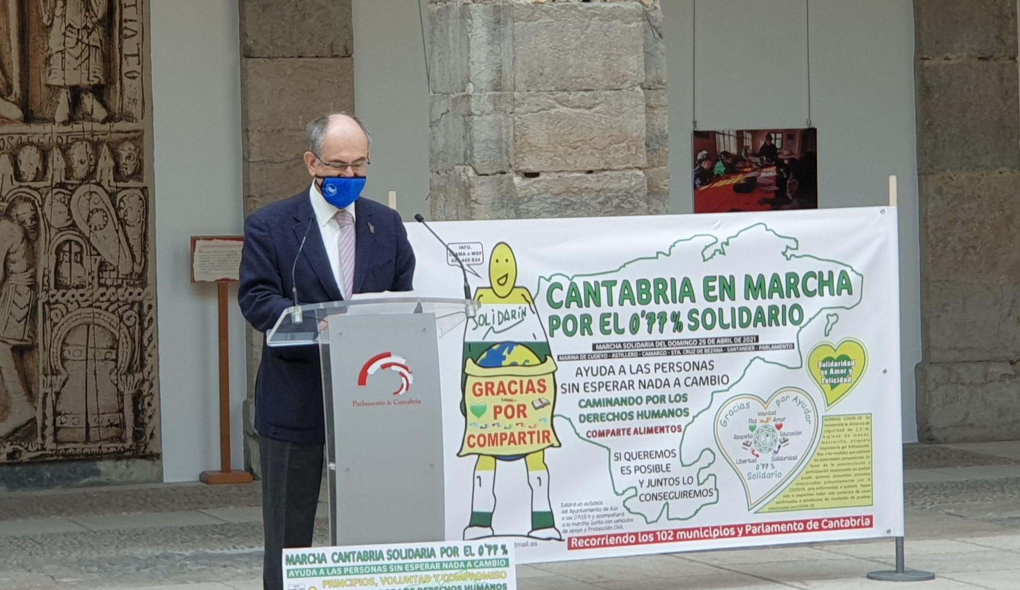 El Banco de Alimentos de Cantabria agradece la marcha solidaria